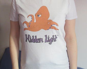 Light Hidden - Octopus T-shirt