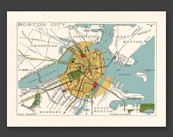 Boston City 1929
