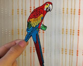 Vintage Parrot Patch