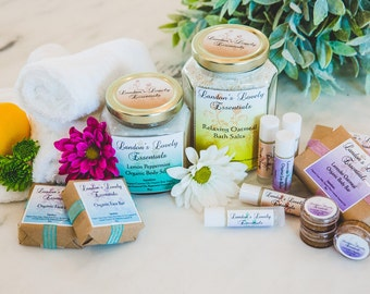 The ULTIMATE Organic Spa Package