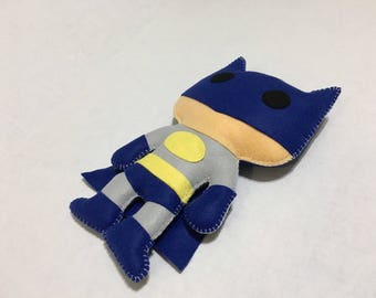 One BIG Super Hero Plush Toy - Inspired by BATMAN - Pillow Toy (Your can pick the super hero of your choice)