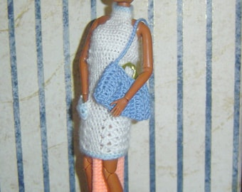 0052 CarussDesignZ Mod Barbie Liv Silkstone Barbies and other 12 inch Dolls 3PC Set Pattern