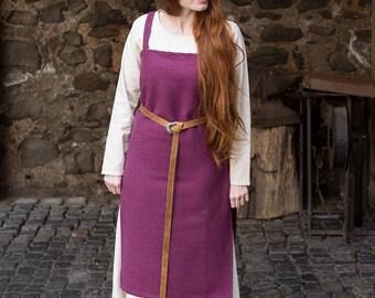 Burgschneider Medieval Viking Cotton Dress Frida