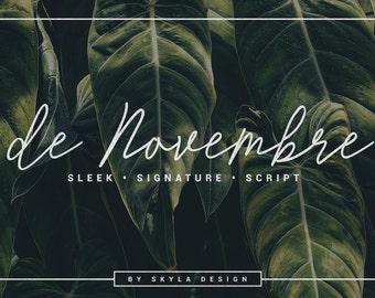 Cursive font, Signature script, Handwritten font, Monoline type, Calligraphy typeface, Digital font download, wedding invites font