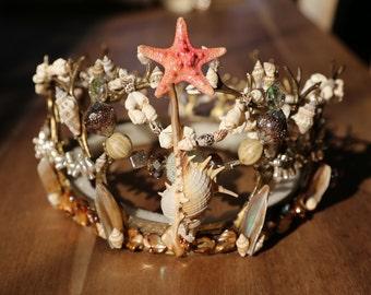 Royalty of the Ocean - Merman Crown