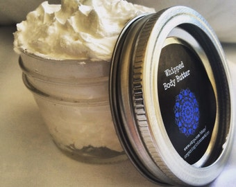 Luscious Organic Whipped Body Butter