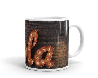 Hola - Ceramic Mug
