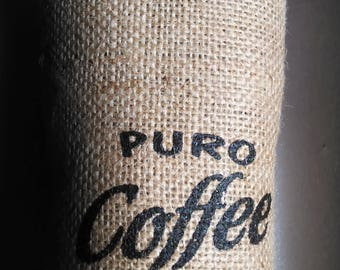 Natural coffee from Dominican Republic set of 2