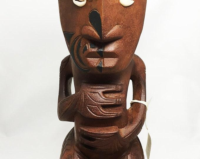 Tiki Figurine - Maori Teko Teko