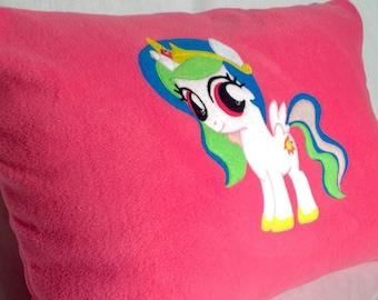 My Little Pony Princess Celestia Fleece Pillow