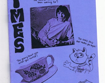 Thrifty Times 2 - A Zine about Thrifting