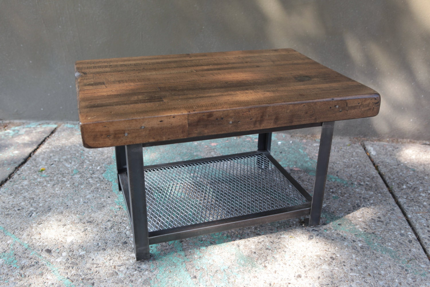 Small Coffee Table Coffee Table Wood Reclaimed Wood