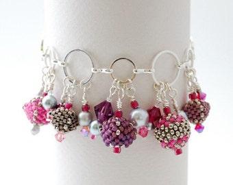 Rose Berries Bracelet
