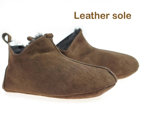 shoes comfy light boots Shearling Very Leather and Natural SALE Sheepskin Good Women ON Slippers Genuine gift pRCT0wqCx