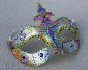 Venetian Mask - Mardi Gras Mask