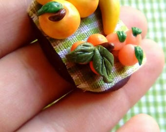Mini Fruit Chopping Board