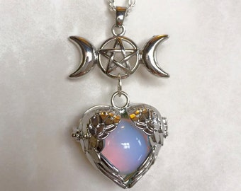Heart Of The Goddess Necklace