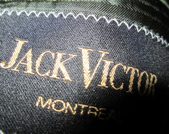 NWOT Vtg. Jack Victor  Mens  Tweed Blazer Made In Montreal