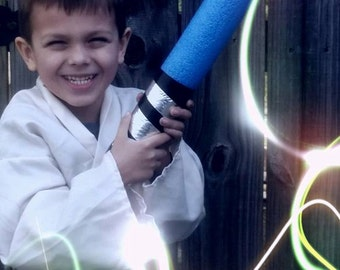 8 Pool Noodle  Foam Sabers Party Favors, star birthday party favors