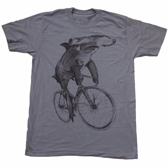 Sloth on a Bike - Baseball Raglan Tee, Mens T Shirt, Unisex Tee, Cotton Tee, Handmade graphic tee, Bicycle shirt, Bike Tee, sizes xs-xxl