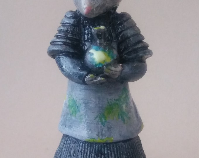 Madame Curie Rat - L.E 4 of 100