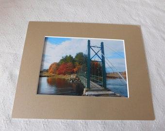 Wiggly Bridge - York Maine
