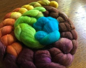 DESTASH SALE:4oz Superwash Merino Wool Roving