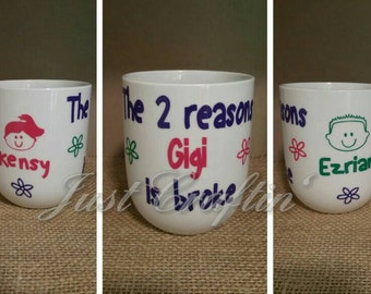 Reasons Gigi / grandma / etc. Is broke mug