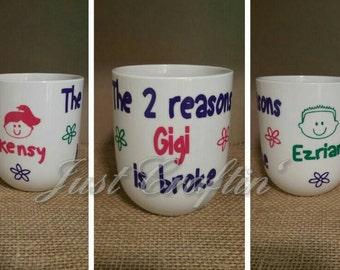 Reasons Gigi / grandma / etc. Is broke mug