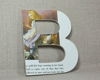 Alice au pays des merveilles, lettres murales, acheter 2 obtenez 3e gratuite! + Emballage cadeau gratuit!