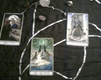 3 cards tarot reading mind,body,spirit
