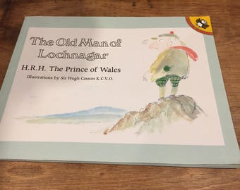The Old Man of Lochnagar by H R H The Prince of Wales