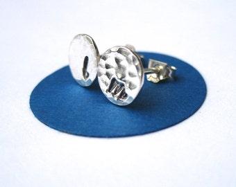 Letter Earrings, Custom Jewelry, Personalized Jewelry, Custom Jewelry