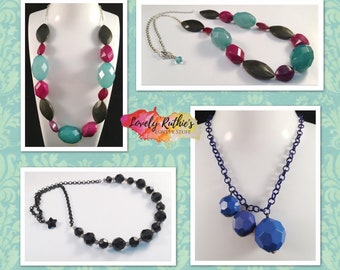Multi-Faceted Necklaces