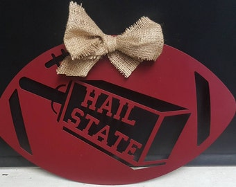 Mississippi State, Mississippi State Bulldogs, metal football, hail State, Mississippi football, Bulldogs