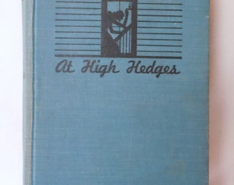 Mystery At High Hedges by Edith Bishop Sherman