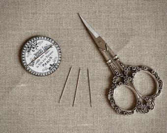 NEW! StitchyPop™ Ball-Tip Needles 2 Sizes at cottageneedle.com counted cross stitch Stitchy Pop Dot Point hardanger hand embroidery