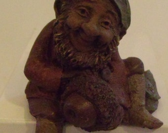 "Tom Clark ""Caleb"" Gnome Statuary"