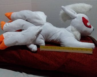 Pokemon Nine Tail Fox Pokemon Plush
