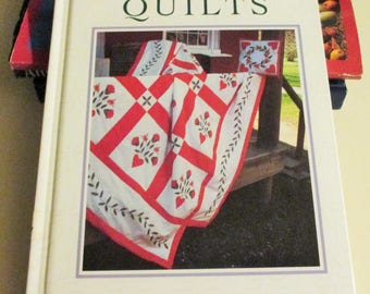 A treasury of quilts by Family Circle--1991--ex.library--151 pgs.-classic quilts and new twists--very good cond.