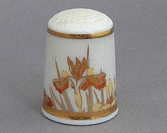 Kiyomasa Thimble - Irises