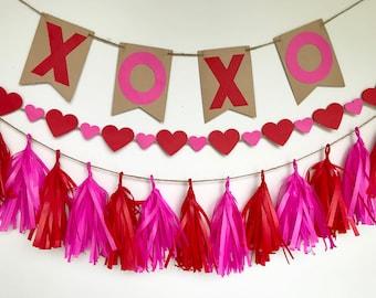 3pc-Valentines Day Garlands