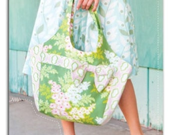 Heather Bailey Sewing Patterns Saturday Market Bag Pattern