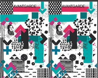 Avantgarde Collection - Simultaneous From Art Gallery - Choose Your Cut