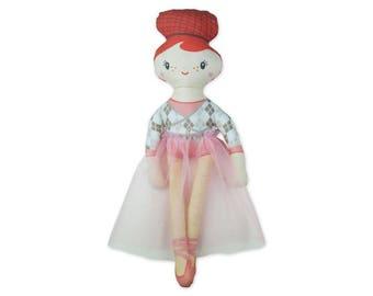 Doll Ginger fabrics the dancer