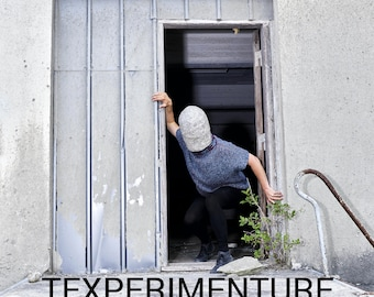 TEXPERIMENTURE - book of experimenting knitting patterns from vithard, the Prince of Knitting
