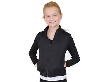 Girl's Rayon Jacket