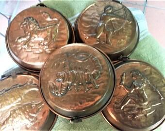 Italian copper