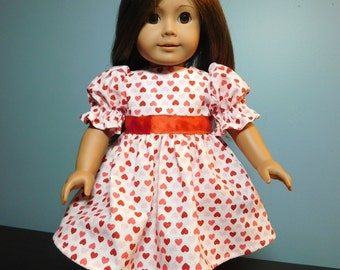 """Party dress for 18"""" doll"""