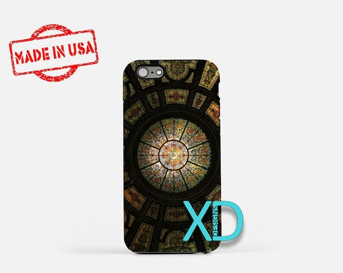 Stained Glass iPhone Case, Stained Glass iPhone 8 Case, iPhone 6s Case, iPhone 7 Case, Phone Case, iPhone X Case, SE Case